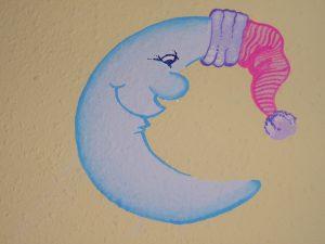 Habitación Daniel Luna Azul