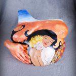 Escultura Barriga Embarazada de Nil