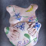 Escultura Barriga Embarazada de Paula